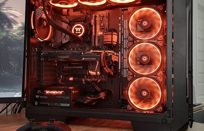 $3400 PC Build Project Safe Heaven - GamesFontaine