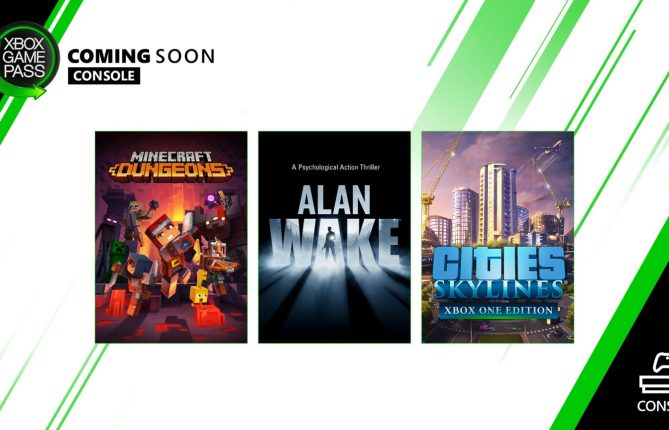 Xbox Game Pass is getting three new games this week.
