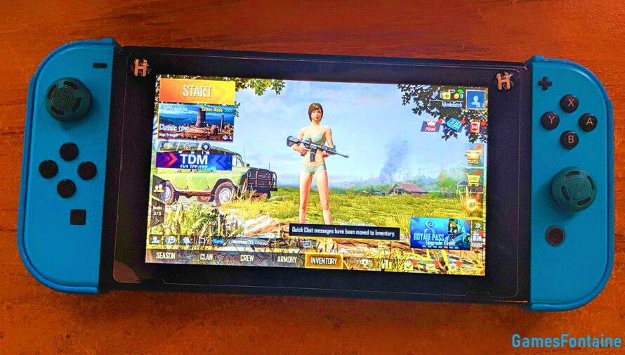 PUBG On Nintendo Switch Might Happen This Year