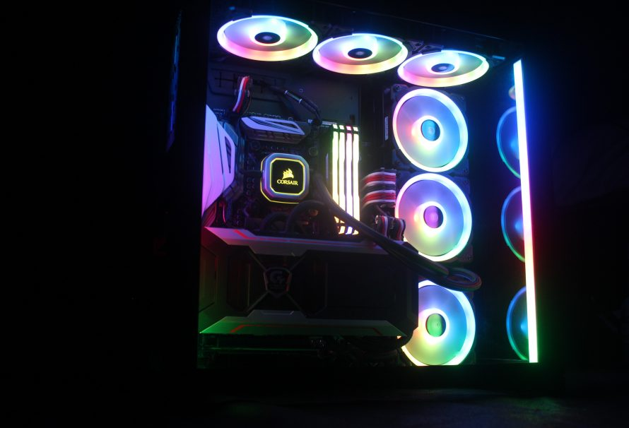 $4700 Gaming PC Build – Project X7