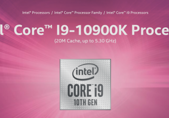 Intel's Core i9-10900k Temperatures are very high
