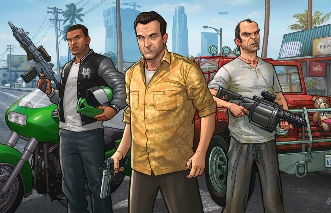 GTA V is Free on Epic Game Store until May 21