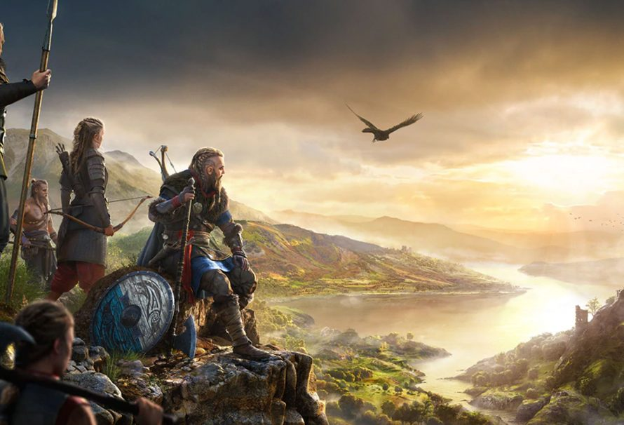 Assassin's Creed Valhalla Map will be bigger than Odyssey's