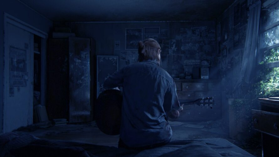 The Last of Us Part 2 File Size compared with other PS4 Exclusives