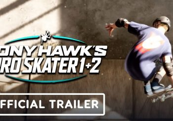 Tony Hawk's Pro Skater 1 and 2 Remaster coming on 4th September