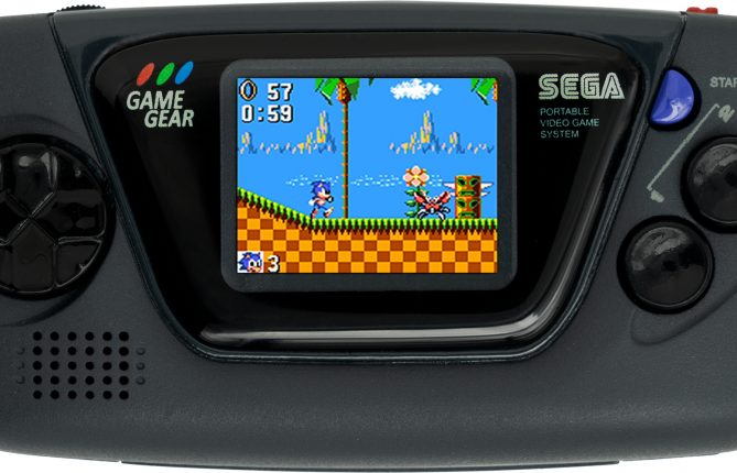 Sega Reveals Game Gear Micro for $46