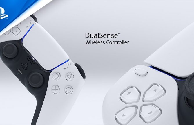 DualSense Wireless Controller New Features Highlighted